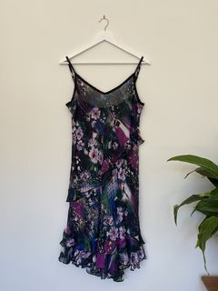 NICKI MCCLINTOCK Cami Top/Dress - Size 14