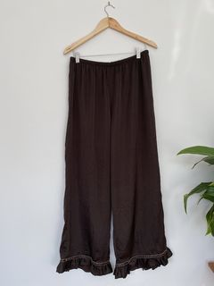 NICKI MCCLINTOCK Wide Leg Pants - Size 16