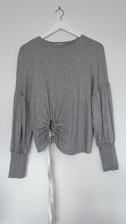 ZARA Woman Basic Collection Top - Size 12
