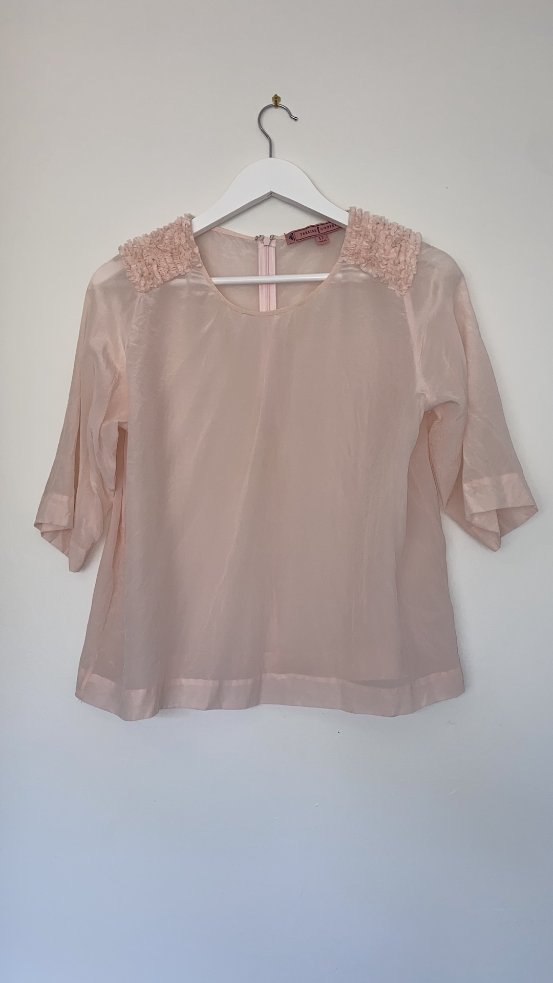 TRELISE COOPER Top - Size 12